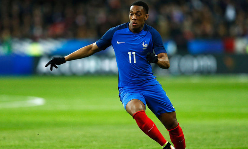 Επιστροφή του Μαρσιάλ στην Εθνική Γαλλίας