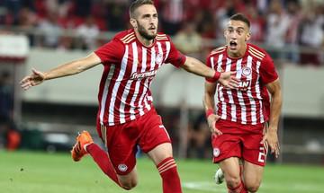 Europa League: Στην κορυφαία ενδεκάδα ο Φορτούνης και ο Τσιμίκας (pic)