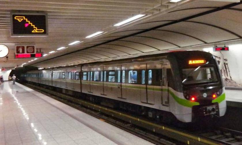 Από το Σάββατο τα απευθείας δρομολόγια του μετρό προς αεροδρόμιο