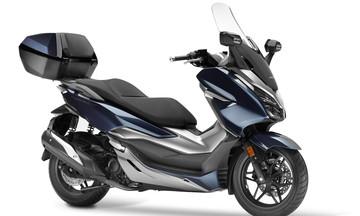 Ανανεωμένο Honda Forza 300 από 5.950 ευρώ