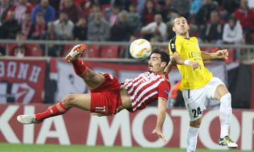 Στα καλύτερα γκολ του Europa League αυτό του Λάζαρου (vid)