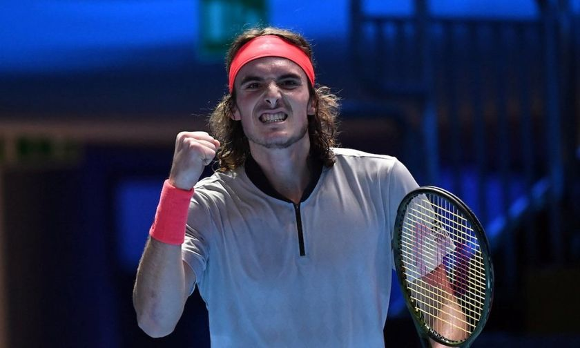Στον τελικό του Next Gen ATP Finals ο Τσιτσιπάς (vid)