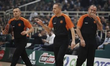 H Euroleague ανοίγει πειθαρχική έρευνα για τις απειλές Γιαννακόπουλου στους διαιτητές