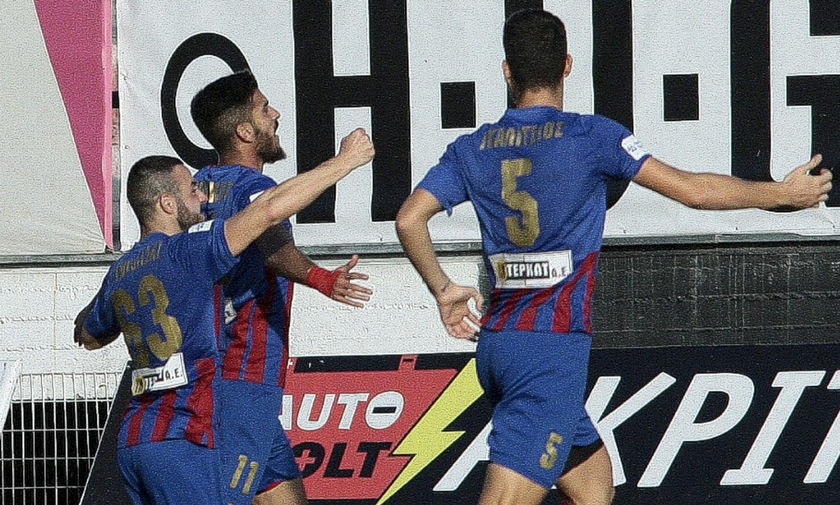 Football League: «Ζευγάρωσε» τις νίκες του ο Βόλος