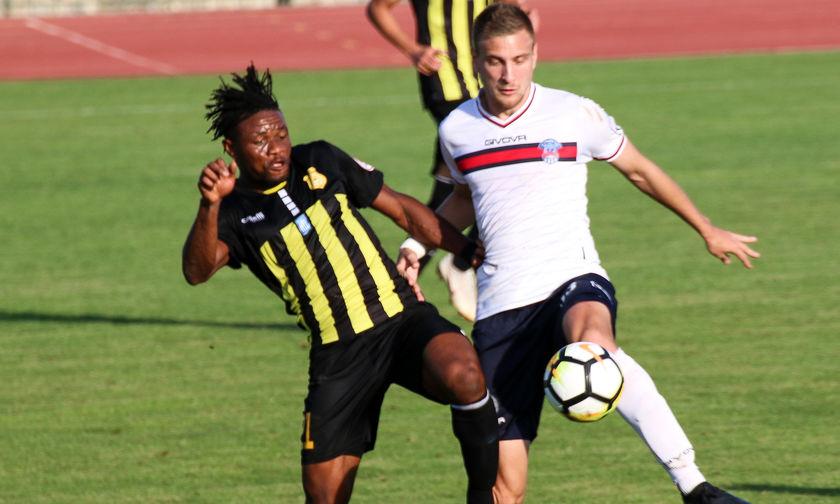 Football League: Διπλό στη Σπάρτη και «ρετιρέ» για τον Εργοτέλη (0-2)