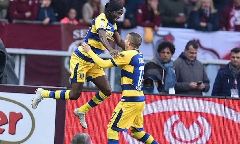 Η Πάρμα άλωσε 2-1 το Τορίνο