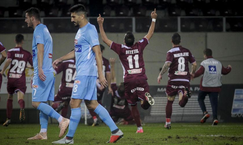 Δείτε τα Highlights από το ΑΕΛ - ΠΑΣ Γιάννινα 2-0