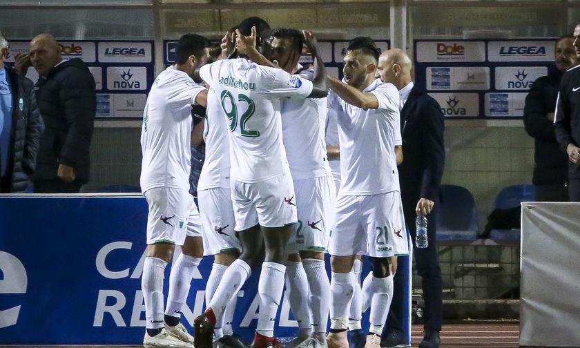 Λεβαδειακός - ΟΦΗ 2-1: Επιτέλους νίκη