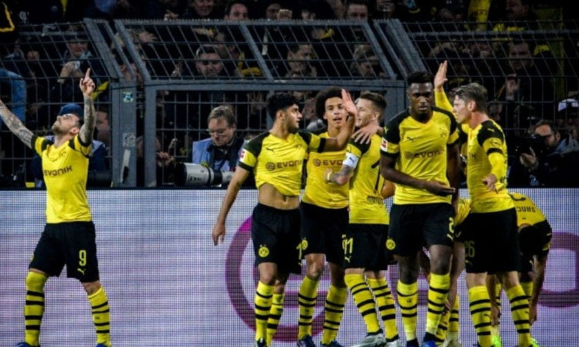 Bundesliga: «Αέρας» η Ντόρτμουντ 3-2 την Μπάγερν (αποτελέσματα, βαθμολογία, video)