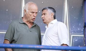 Eπίθεση οπαδών της ΑΕΚ στον Γιώργο Σπανό