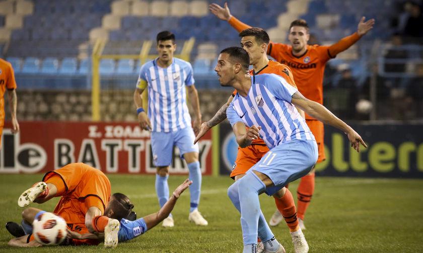 Λαμία - Αστέρας Τρίπολης 0-0: Άντεξε και παρέμεινε αήττητη