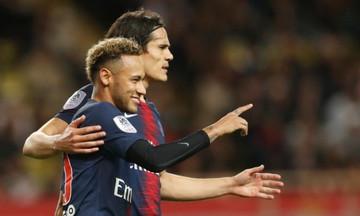 Ligue 1: Επιβλητική η Παρί 4-0 την Μονακό (αποτελέσματα, βαθμολογία)