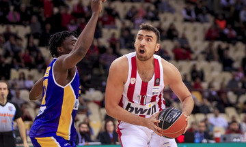 Basket League: ΜVP της πέμπτης αγωνιστικής ο Μιλουτίνοφ