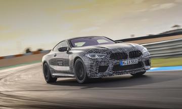 Στο δρόμο προς την παραγωγή η BMW M8