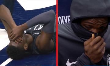 Σόκαρε το NBA ο τραυματισμός του Λεβέρτ (vid, σκληρές εικόνες)