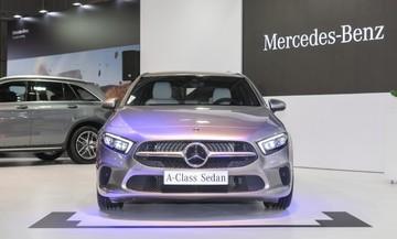 Ποιες Mercedes-Benz θα δείτε στην Αυτοκίνηση