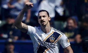 Ο Ιμπραΐμοβιτς πέτυχε το γκολ της σεζόν στο MLS (vid)