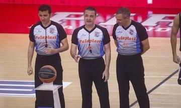 Oι διαιτητές του Παναθηναϊκός-Ολυμπιακός- Το «κόκκινο πανί» για τους ερυθρόλευκους