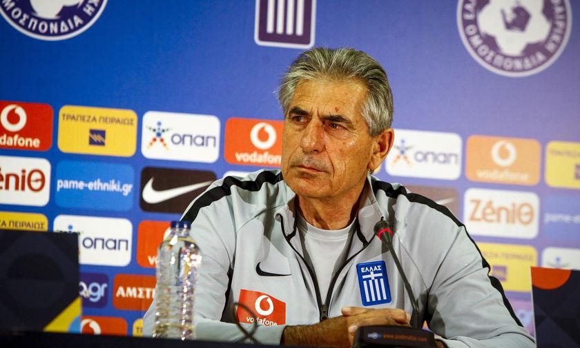 Αναστασιάδης: «Δεν γνωρίζω ποιοι θα παίξουν αύριο»