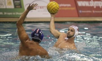 Ο Ολυμπιακός διέλυσε τον Υδραϊκό με 13-3