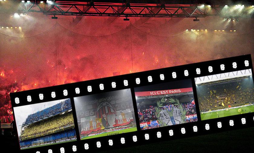 Marca: Αυτοί είναι οι πιο «καυτοί» οπαδοί του κόσμου