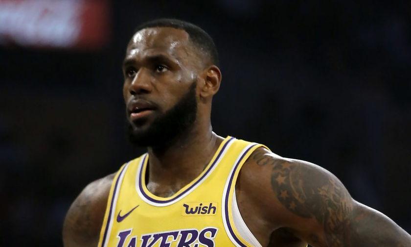 Συνεχίζει να βάζει την υπογραφή του στο NBA ο Λεμπρόν (αποτελέσματα και βαθμολογίες)
