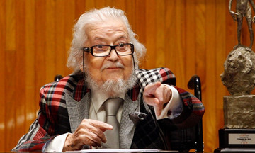 Πέθανε «ο καλύτερος συγγραφέας του Μεξικό, Φερνάντο δελ Πάσο»
