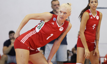 Και τώρα η πανίσχυρη Βολερό για τον Ολυμπιακό, 3-0 και στο Λουξεμβούργο