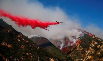 Καλιφόρνια: 65 νεκροί και 600 αγνοούμενοι από τις φονικές πυρκαγιές