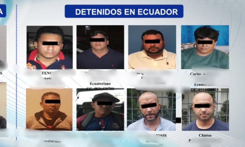 Συνελήφθησαν Έλληνες ως εμπλεκόμενοι στο κύκλωμα της κοκαΐνης στο Εκουαδόρ (pic)