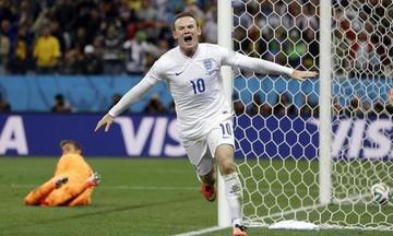 Το συγκινητικό «αντίο» του Ρούνει στην Εθνική Αγγλίας(vid)