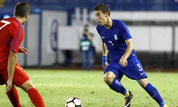LIVE: Ελλάδα U21-Αυστρία U21 0-1