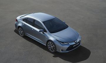 Η νέα Toyota Corolla sedan