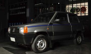 Σαν καινούργιο έγινε το… παλιό Fiat Panda 4x4