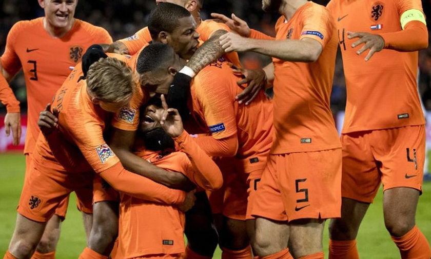 Η Ολλανδία σταμάτησε την παγκόσμια πρωταθλήτρια