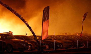 Καλιφόρνια: 71 νεκροί, πάνω από 1.000 αγνοούμενοι από την πυρκαγιά