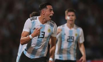Φιλική νίκη της Αργεντινής επί του Μεξικού