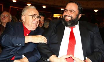 Μαζί Κόκκαλης και Μαρινάκης