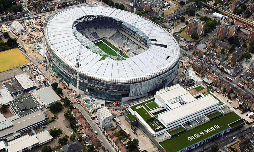 Πότε θα εγκαινιαστεί το νέο γήπεδο της Τότεναμ