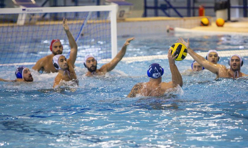 Δεύτερη νίκη για ΠΑΟΚ (12-6), Ισόπαλοι 8-8 ΝΟ Χανίων-Εθνικός