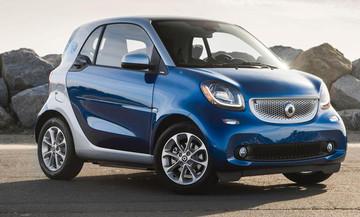 Τέλος για τα βενζινοκίνητα Smart