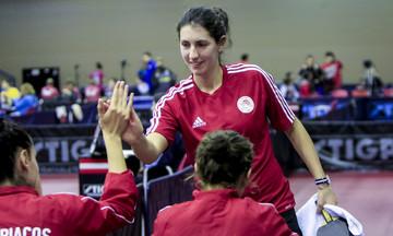 Σάρωσαν οι μικρές ρακέτες του Ολυμπιακού