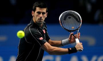 Στον τελικό του ATP Finals ο Τζόκοβιτς