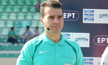 Έπαθε εγκεφαλικό ο βοηθός διαιτητής του Ελλάδα - Εσθονία!