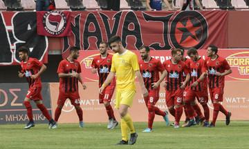 Ο Ελευθεριάδης σκοράρει για το 1-0 της Παναχαϊκής (vid)