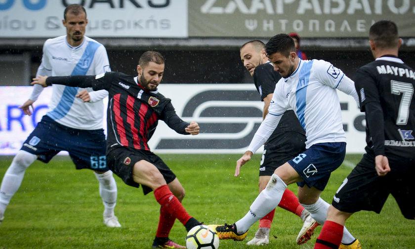 Football League: Πήρε το ντέρμπι η Παναχαϊκή, 1-0 τον Ηρακλή (αποτελέσματα, βαθμολογία)