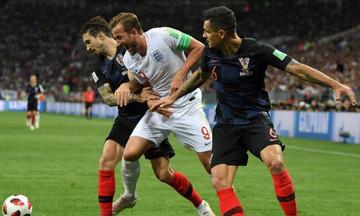 Πρώτη και καλύτερη η Αγγλία 2-1 την Κροατία  (vid)