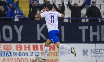 Ο Ιωνικός νίκησε την Προοδευτική 1-0 με σκόρερ πρώην παίκτη των «βυσινί»