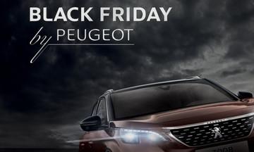 Έρχεται Black Friday και στην Peugeot