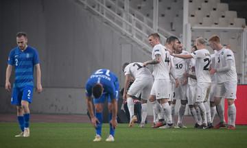 Ελλάδα-Εσθονία 0-1: O κατήφορος για την Εθνική συνεχίζεται